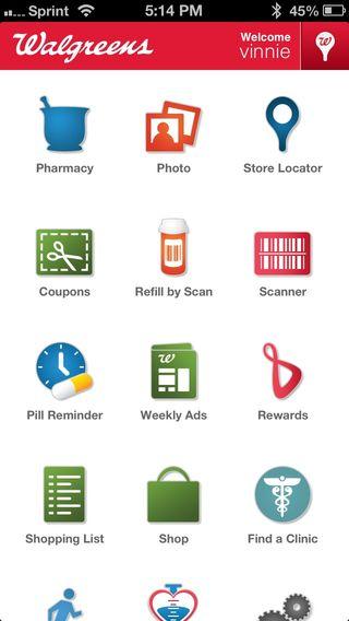 Walgreens Mobile