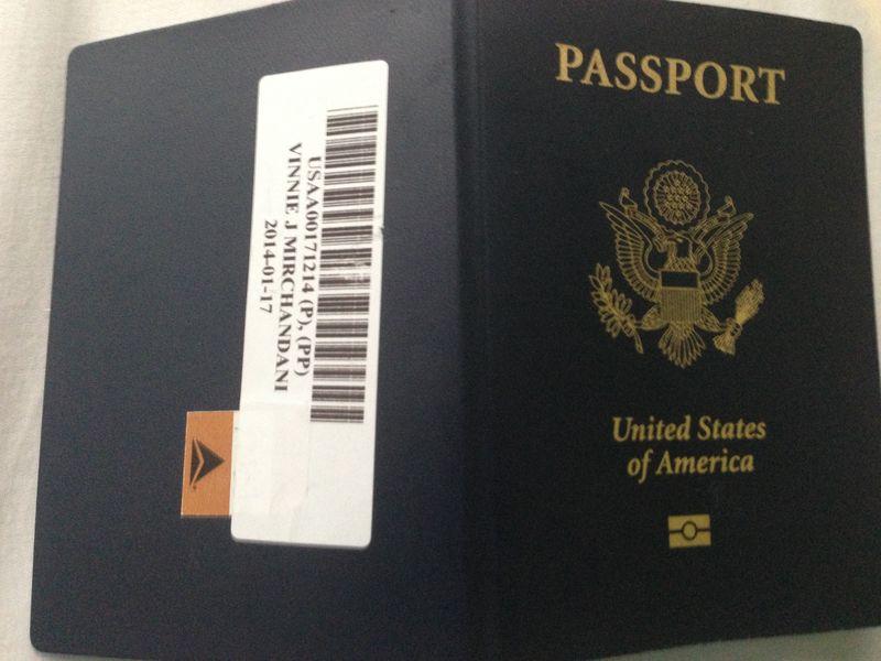 Passport BLS
