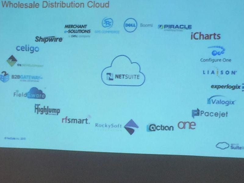 NetSuite Distribution Cloud