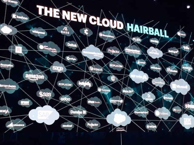 Netsuite cloud hairball