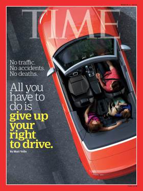 Time Driverless
