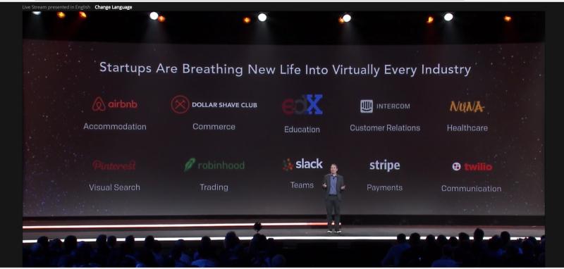 Amazon AI startups