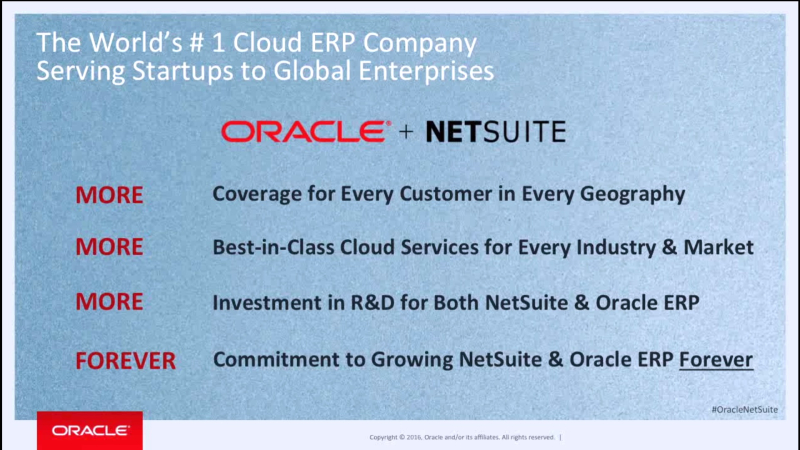 Oracle NS Dec 1 more