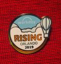 Rising Pin