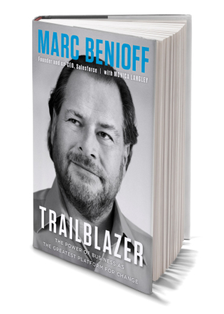 Trailblazer Benioff