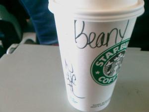 Starbucksbeany